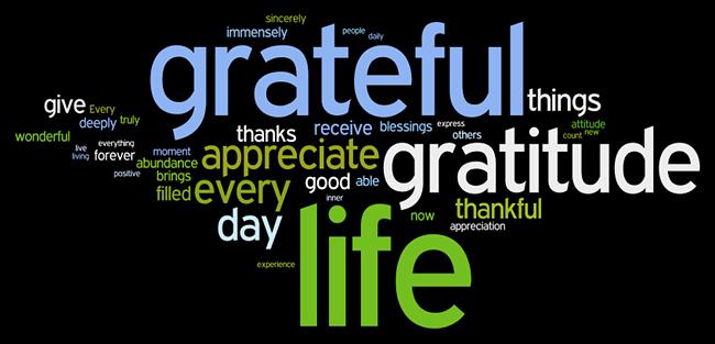 Grateful Remembering
